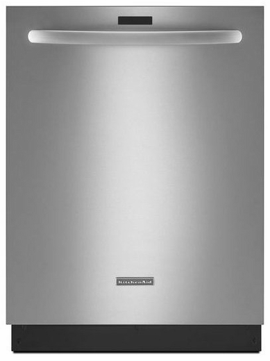 "KDTM354DSS KitchenAid 24"" 6-Cycle ProFilter Dishwasher, Architect Series II - Stainless Steel"