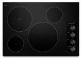 "KECC604BBL KitchenAid Architect 30"" Electric Cooktop - Black"