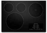 "KECC607BBL KitchenAid Architect 30"" Electric Cooktop - Black"