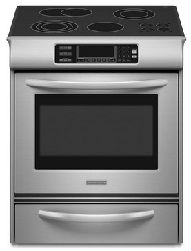KESS908SPS KitchenAid Architect Self Clean Convection Range - Stainless