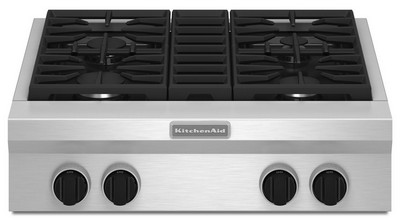 Kitchenaid Gas Cooktop At Us Appliance