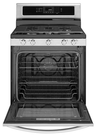 KGRS303BSS KitchenAid Architect Self Clean Convection Gas Range   Stainless  Steel