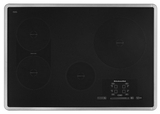 "KICU509XSS KitchenAid  30"" Induction  Cooktop - Stainless Steel"
