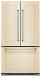 KitchenAid French Door Refrigerators - Custom Panel