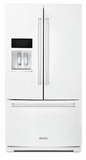 KitchenAid French Door Refrigerators - White