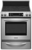 KitchenAid Electric Ranges