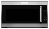 "KMHS120ESS KitchenAid 2.0 Cu. Ft. 1000w Over the Range 30"" Microwave  - Stainless Steel"