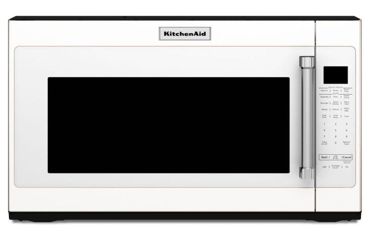 Kitchenaid Convection Microwave Over The Range 12 depth over the range microwave at us appliance