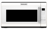 "KMHS120EWH KitchenAid 2.0 Cu. Ft. 1000w Over the Range 30"" Microwave  - White"