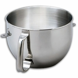 KN2B6PEH KitchenAid 6-qt. Stainless Steel Mixer Bowl