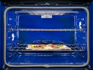 """KODE500EWH KitchenAid 30"""" Double Wall Oven with Even-Heat True Convection - White"""