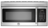 "KOTR30X Bertazzoni Professional Series 30"" Over The Range Microwave with 300 CFM and 10 Power Levels  - Stainless Steel"