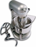 KP26M1XNP KitchenAid Professional 600 Mixer with 575 Watt Motor - Nickel Pearl