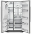 KRSF505ESS KitchenAid 24.8 Cu. Ft. Standard Depth Side-by-Side Refrigerator with Exterior Ice and Water - Stainless Steel