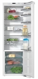 "KS37472ID Miele 22"" PerfectCool Reversible Hinge Built-In All Refrigerator Column with Perfect Fresh and DynaCool- Custom Panel"