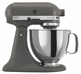 KSM150PSGR KitchenAid Artisan Series 5 QT. Stand Mixer - Imperial Grey
