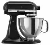 KSM150PSOB KitchenAid Artisan Series 5 QT. Stand Mixer - Onyx Black