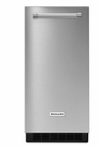 "KUIX305ESS KitchenAid 15"" Automatic Ice Maker with Clear Ice Technology and Integrated Filter - Stainless Steel"