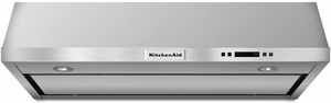 KVUB606DSS  KitchenAid 36'' Under-the-Cabinet 4-Speed Vent Hood - Stainless Steel