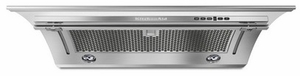 """KXU2830YSS KitchenAid Specialty 30"""" Slide-out Vent System - Stainless Steel"""