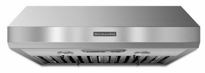 "KXU8030YSS KitchenAid Commercial Style 30"" Under-the-cabinet Range Hood - Stainless Steel"