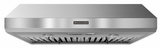 "KXU8036YSS KitchenAid Commercial Style 36"" Under-the-cabinet Range Hood - Stainless Steel"