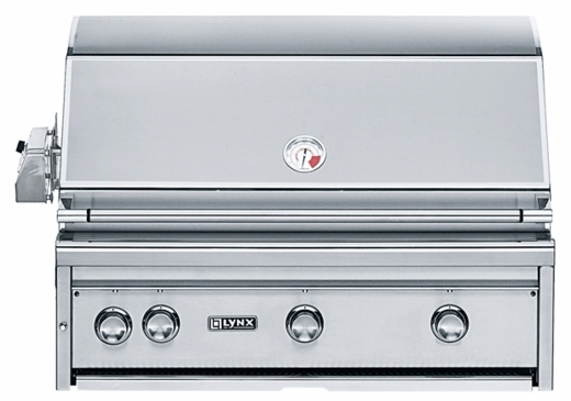 """L36ATRNG Lynx 36"""" Built-in Grill With All Trident Burners"""