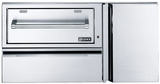 "L42CC1 Lynx 42"" Convenience Center with Warming Drawer, Drawer and Tank Storage"