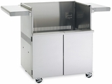 L500CART Sedona By Lynx Cart for L500 Grill - Stainless Steel