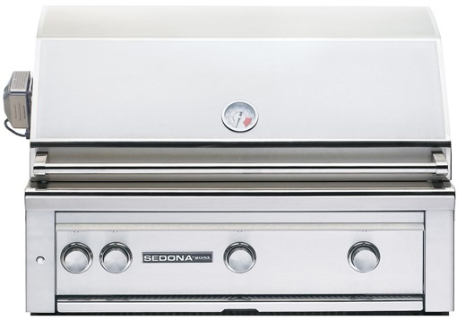 "L600PSRNG Lynx Sedona 36"" Built-in Grill With (2"