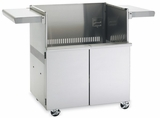 L700CART Sedona By Lynx Cart for L700 Grill - Stainless Steel