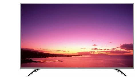 """LC55N7000U Sharp AQUOS 55"""" 4k UHD Smart LED TV  with HDR and Web Browser"""