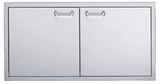 "LDR301 Lynx 33"" Professional Grills Series Double Access Doors - Stainless Steel"