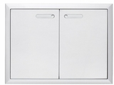 LDR30T4 Lynx 30 Inch Ventena Collection Access Doors - Stainless Steel