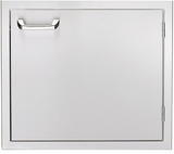 "LDR424 Lynx Sedona 24"" Single Access Door - Stainless Steel"