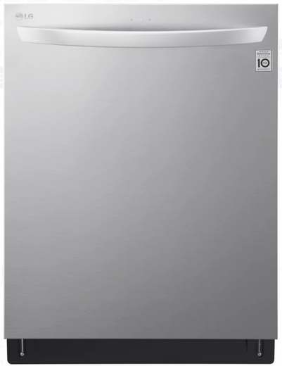 "LDT5665ST LG 24"" Fully Integrated Dishwasher with 15 Place Settings and SmartThinQ Technology - Stainless Steel"