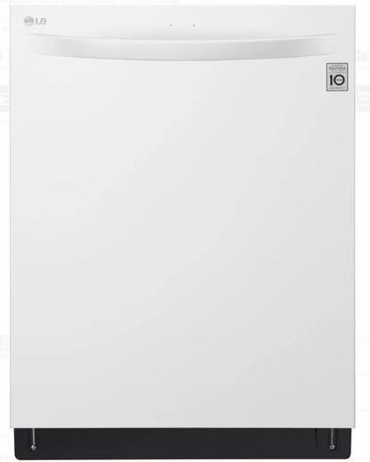 "LDT5665WW LG 24"" Fully Integrated Dishwasher with 15 Place Settings and SmartThinQ Technology - White"