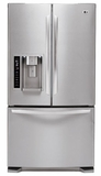 LG French Door Refrigerators - STAINLESS STEEL