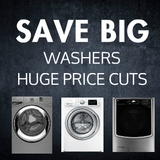 Great Deals<br>Best-Selling Washers