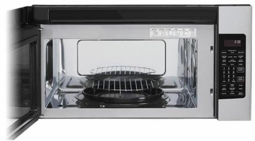 Over The Range Convection Microwave Oven Stainless Steel