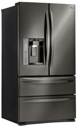 Lmxs27626d Lg 36 Quot Freestanding French Door Refrigerator