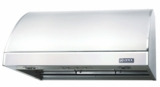"""LOH48 Lynx 48"""" Outdoor Wall Mount Vent Hood (Blower Sold Separately) - Stainless Steel"""