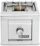 LSB1-3NG Lynx Professional Single Side Burner for Built-in Grills - Natural Gas