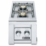LSB22NG Lynx Built-In Professional Double Side Burner - Natural Gas