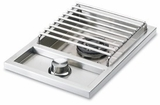 LSB501LP Lynx Sedona Single Side Burner - LP Gas - Stainless Steel