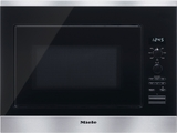 M6040SC Miele ContourLine/PureLine Easy Control Microwave - Black with Stainless Trim