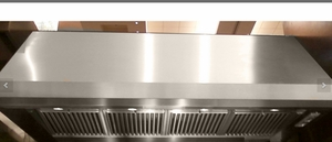 """MAES4218SS1200B Faber Professional Collection 42"""" Maestrale 1200 CFM Wall Hood - Stainless Steel"""