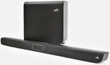 MAGNIFI Polk Audio Voice Optimizing Wireless Soundbar with Subwoofer