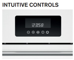 """MASCS30X Bertazzoni 30"""" Master Series Single Convection Steam Oven with Intuitive Controls - Stainless Steel"""