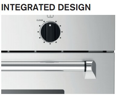 """MASFS30XT Bertazzoni Master Series 30"""" Single Convection Self Clean Oven with Assistant - Stainless Steel"""